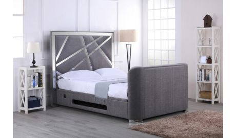 Verve Ottoman TV Bed