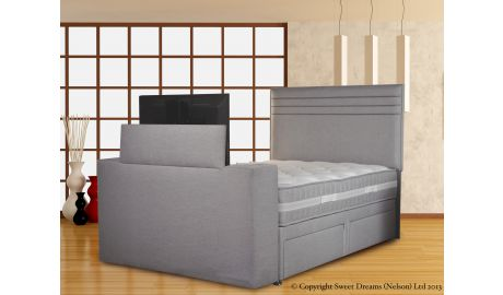 Vision Chic Ottoman TV Bed