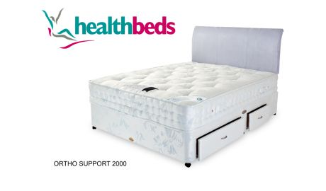 Health Beds Ortho Support 2000 Mattress