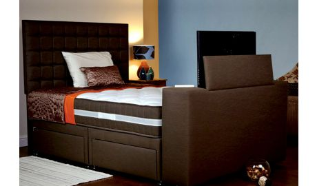 Vision Classic Ottoman TV Bed