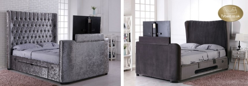 New Additions to the TV Bed Range