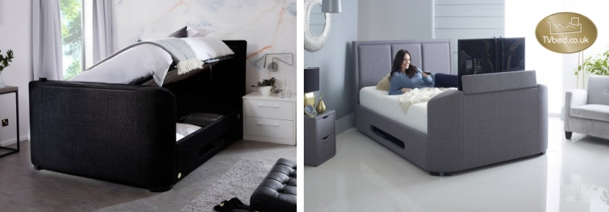 Grab A Spring Special TV Bed