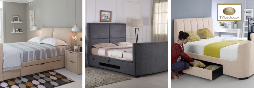 Latest TV Beds